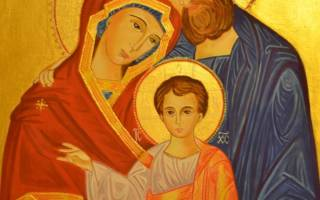 Молитва о семьи