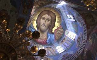 Молитва от снятия проклятия