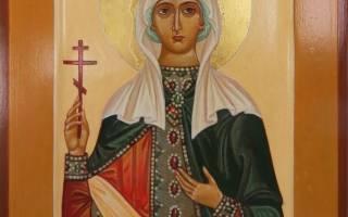 Иконы святой елены молитва