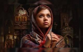 Молитва оберег от болезней в пасхальную ночь