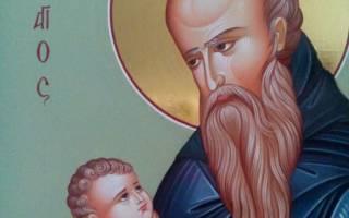 Молитва за появление детей