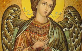 Помощь по молитва ангелу хранителю