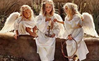 Молитва оберегающая от беды
