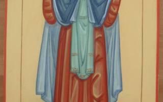 Святая лия и молитва к ней