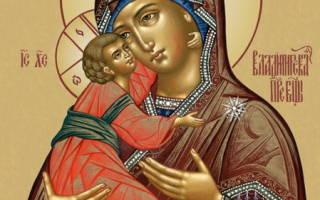 Молитва матери о послушании дочери