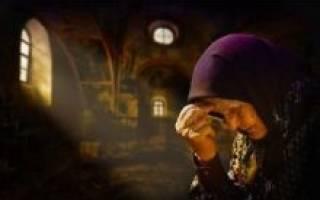 Очень сильная молитва за сына и