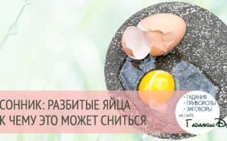 Яйца куриные во сне, много или одно, разбитое или целое: как толковать такой сон? К чему снятся яйца куриные женщине.