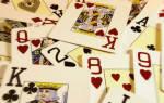 Гадание на игральных картах с толкованием карт. Гадание на картах