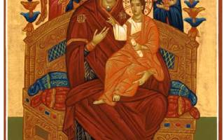 Молитва акафист божьей матери всецарица