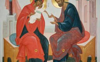 Молитва бездетных супругов о детях