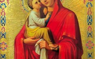 Молитва за психическое здоровье дочери