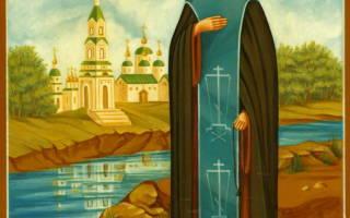 Благоверная княгиня анна кашинская молитва