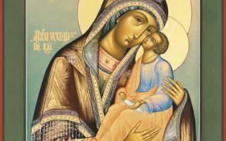 Для чего молитва богородице дево радуйся
