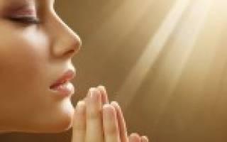Молитва в пасху на желание