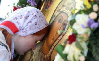 Молитва жены за мужа православие ру