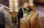 Что нужно делать для причастия. Церковные таинства: как правильно написать грехи на исповедь и подготовиться к ней