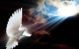 Молитва о том чтобы не было войны