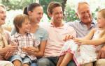 Молитва о здравии родных