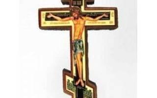 Молитва символ веры история