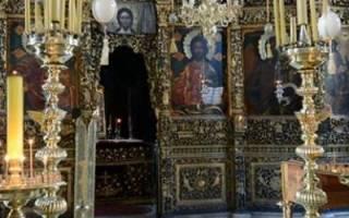 Молитва преподобному иосифу исихасту