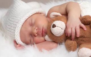 Молитва семи отроков о младенце неспящем
