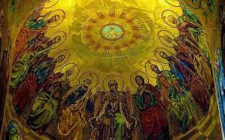 Что за молитва царю небесный