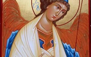 Молитва ангелам на каждый день