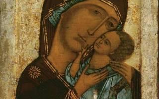 Корсунской иконы божией матери молитва
