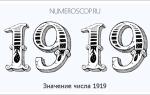 Что означает время 1919. Значение одинаковых цифр на часах — что подсказывает нам Судьба