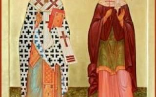 Молитва муч киприана