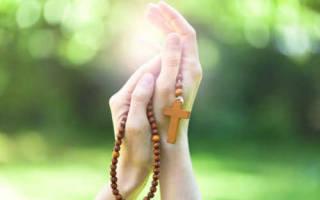 Грех отчаяния молитва