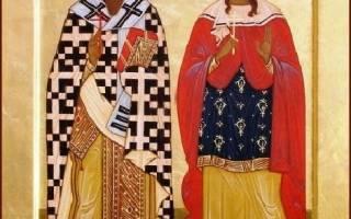 Молитва для защиты от чародейства и иных злых козней
