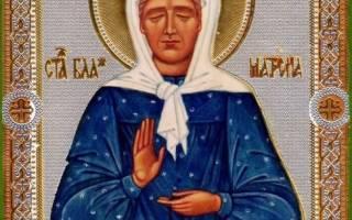 Молитва для иконы святой матроны