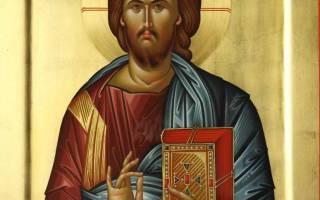 Молитва от порчи сына