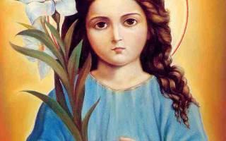 Молитва к иконе трилетствующая