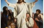 Годовая молитва за упокой
