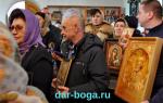 Икона и молитва