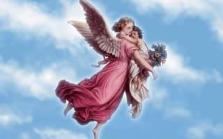 Молитва всем святым небесным силам о защите и покровительстве