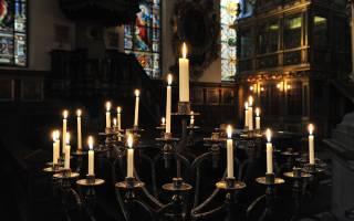 Молитва в течении 40 дней после смерти
