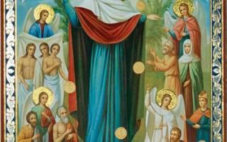 Икона всех радостей радость в чем помогает молитва