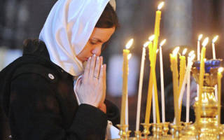 Молитва господу от порчи и проклятия