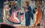 Православная молитва о укреплении веры