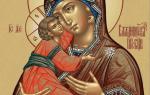 Молитва пресвятая богородица спаси и помилуй нас