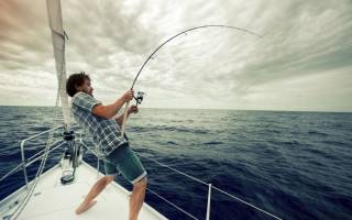 Молитва чтобы поймать большую рыбу