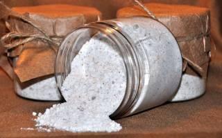 Молитва на изготовление четверговой соли