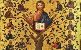 Икона дерево жизни молитва