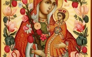 Сильная молитва от сглаза у ребенка