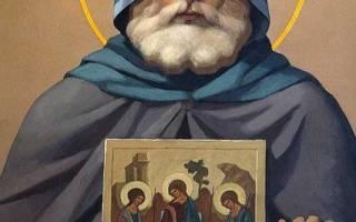 Александр свирский молитва о рождении ребенка
