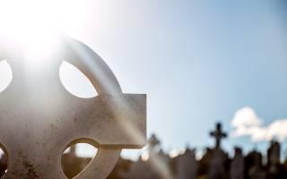 Православная молитва об усопшем на годовщину смерти