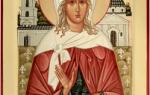 Ксения петербургская молитва о детях